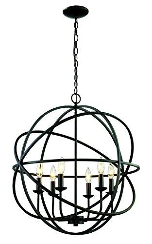 Pendant Lighting Apollo (Trans Globe Lighting 70656 ROB Indoor Apollo 24
