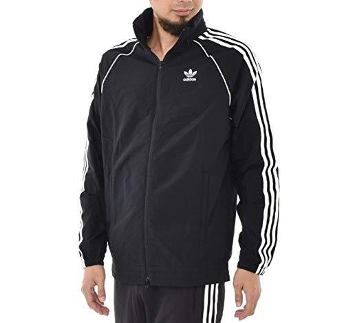 Jaqueta Adidas Originals Windbreaker Corta Vento Sst Preta
