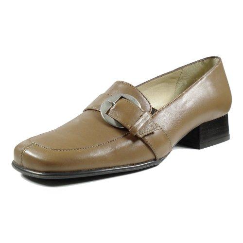 Simona 18893-139 Damen Schuhe Premium Qualität Pumps Braun (Braun)