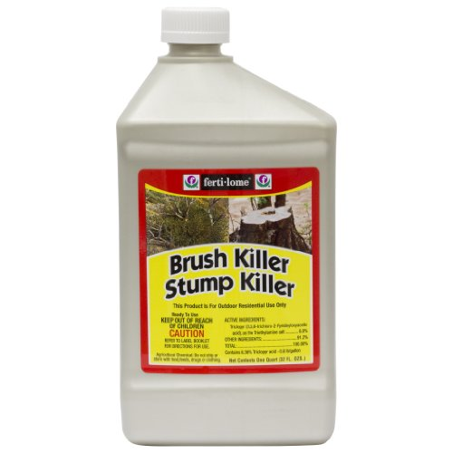 VPG Fertilome 32295 32Oz Brush Stump Killer -