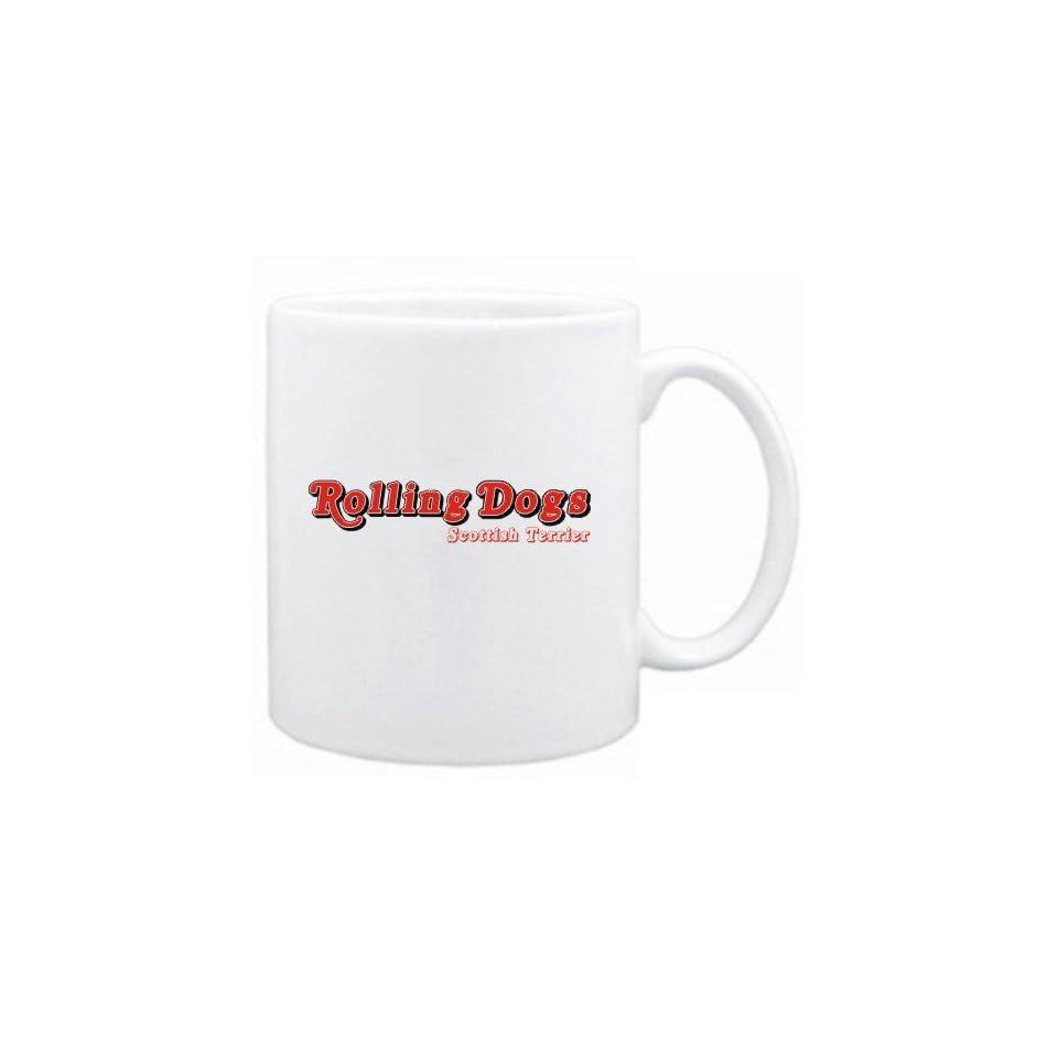 New  Rolling Dogs  Scottish Terrier  Mug Dog