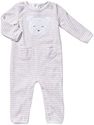 Carter\'s Terry Coverall (Baby) - Pink-3 Months