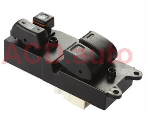 2001-2009 Toyota Tacoma 2 door Electric Power Window Master Control Switch Replacement ACD.auto