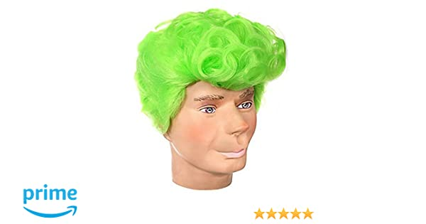 City Costume Wigs Green Grinch Wig