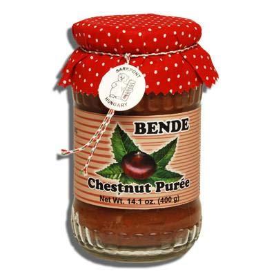 - Chestnut Puree (Bende) 14.1oz(400g)