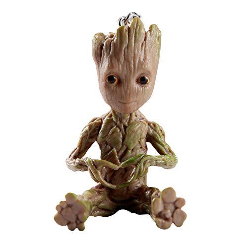 【激安大特価!】  Baby Groot Keyring - クラシック映画のアクションフィギュア - - 贈り物として最適 - Baby B07G9XTVV5 I AM GROOT(heart) B07G9XTVV5, アグリファーム高知:c21f20c7 --- mcrisartesanato.com.br