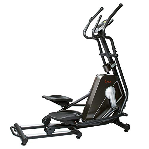 Sunny Health & Fitness SF-E3862 Magnetic Elliptical Trainer Elliptical Machine w/LCD Monitor and Heart Rate Monitoring – Circuit Zone