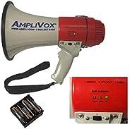 Amplivox S60115 25 Watt Piezo Megaphone