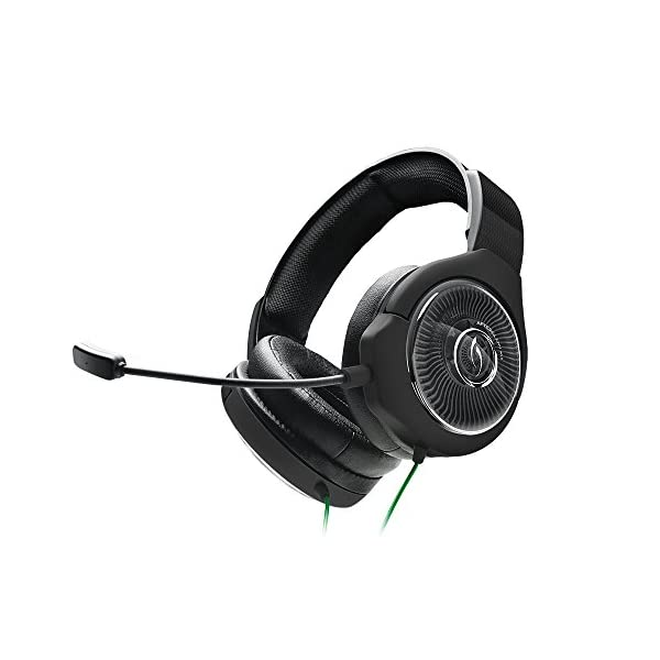 PDP Xbox One Afterglow AG 6 Wired Gaming Headset, 048-103-NA-BK 2