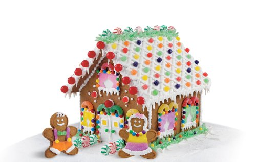 UPC 070896246899, Wilton Pre-baked Giant Gingerbread House Kit