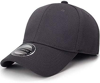 qqyz2323 Negro Béisbol Gorra Hombres Snapback Sombreros Gorras ...