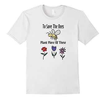 Save The Bees T Shirt For Men Women And Kids