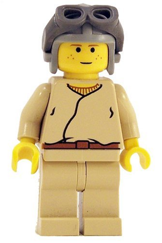 Anakin Skywalker (Young Pilot) - LEGO Star Wars (Young Anakin Skywalker)