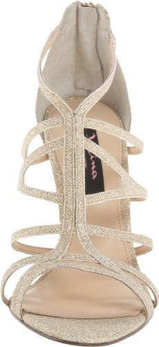 Sandalo Donne Gm Gladiatore Nina Marisol Delle Champagne gzaqEp7axw