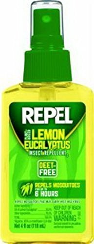 (Repel Lemon Eucalyptus Insect Repellent, 4)