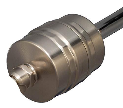 Sprite HOB-BN Brass High Output Shower Filter - Brushed Nickel