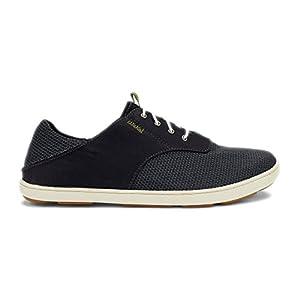 OluKai Nohea Moku Shoe - Men's Black/Black 11