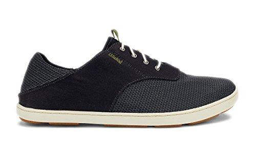 OluKai Nohea Moku Shoe - Men's Black/Black 12 (Ski Skate Clothing)