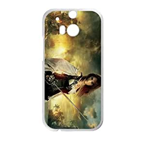 Pirates of the Caribbean HTC One M8 Generic Fashion Phone Case STY101735