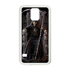 LGLLP Grim Reaper Phone case For Samsung Galaxy S5 i9600 [Pattern-5]