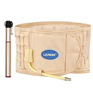 Inflatable Decompression Back Belt, Back Support & Lumbar Traction  Belt-Lumbar Support Belt for Lower