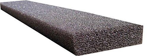 GutterStuff EZ 6-Inch Half Round Style Foam Gutter Filter Insert, 32-Feet