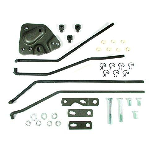 Plus Shifter Installation Kit - Hurst 3738607 Competition/Plus Shifter Installation Kit