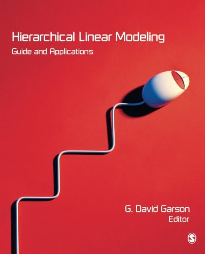 Hierarchical Linear Modeling: Guide and Applications (Hierarchical Linear Modeling compare prices)