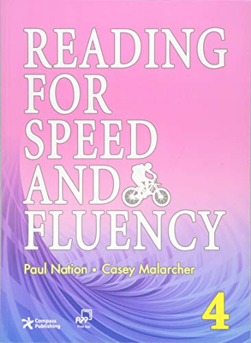 Reading for Speed and Fluency 4 (Intermediate Level