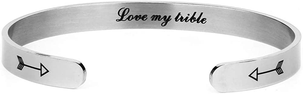 Stainless Steel Engraved I...