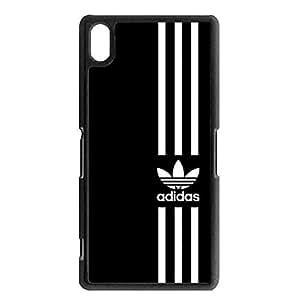 Glamorous Elegant Luxury Cover Case Adidas Logo Phone Case Snap on Sony Xperia Z2 Adidas Pattern Cover Shell