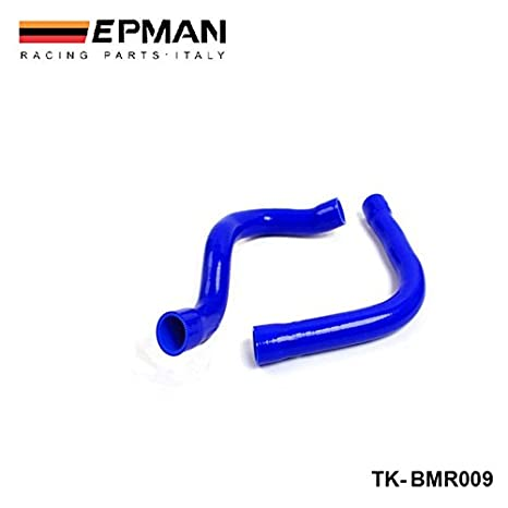epman-silicone intercoole Radiador Turbo ingesta manguera para BMW E36 318/318Ti/318iS 92 - 98 (2pcs) tk-bmr009: Amazon.es: Coche y moto