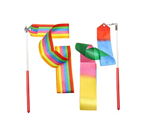 rainbow streamer wand - 8