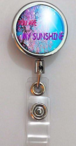 BLD001  My Sunshine Angel  Lanyard