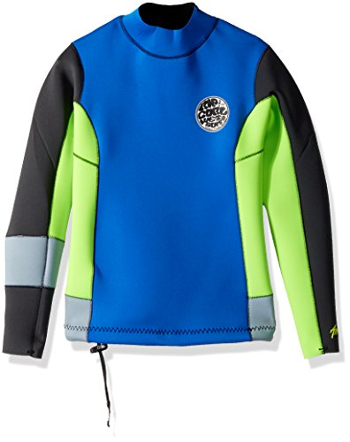 Rip Curl Junior Aggrolite Long Sleeve Jacket, Lime, Size 16