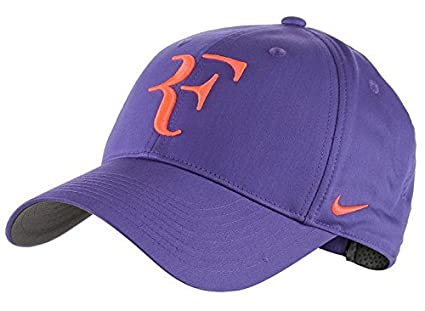 68f383b06cb Image Unavailable. Image not available for. Color  Nike Premier RF Roger  Federer Hybrid Hat ...