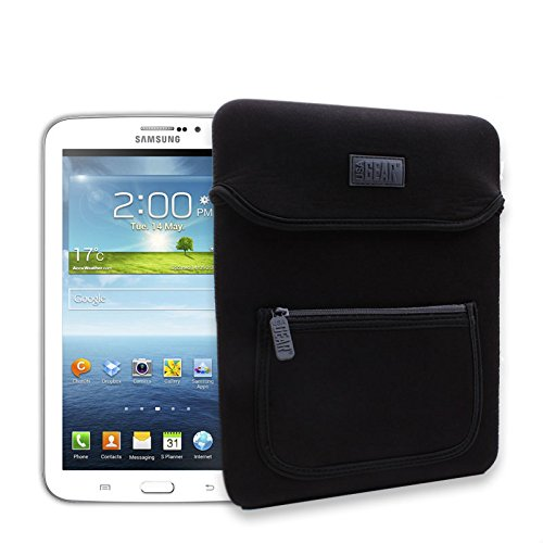 Funda Tablet Ligera Protectora, parcial. impermeable Para Lenovo Tablet 2-X30 F Tablet Fire BQ Aquaris M10 Samsung Galaxy Tab A iRULU eXpro Plus ...