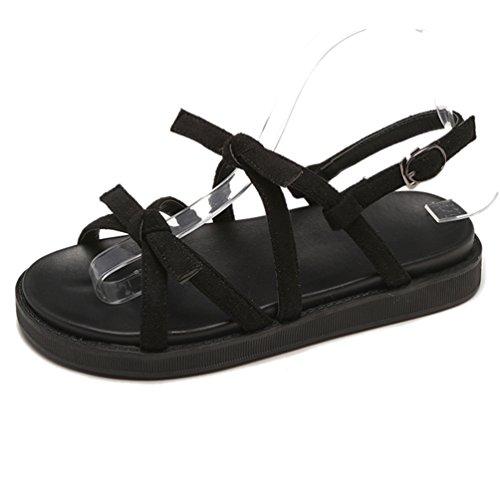 不純ディーラー複数楽チンサンダル フラット レディース靴 可愛い 歩きやすい 軽量ソール 疲れにくい 美脚 蝶結び 学生 お出かけ デート 夏シューズ ブラック 赤い 女の子 カジュアル ペタンコ 柔らかい 調節可能