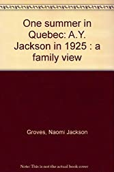 One Summer in Quebec: A.Y. Jackson in 1925 , A Family View