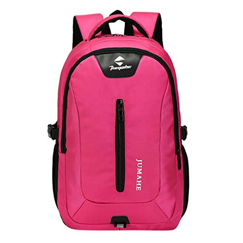 Fashion Outdoor Contrast Color Nylon Backpack Travel Bag Mountaineering Bag 35L,Outsta 2019 New Arrival Fashion Bags