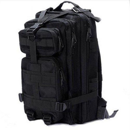 XidaJe Military Tactical Backpack Rucksacks Travel Hiking Bag