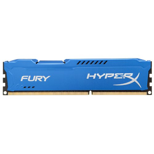 kingston hyperx fury 8gb 1866mhz ddr3 cl10 dimm blue