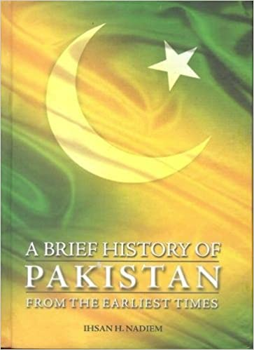 A Brief History Of Pakistan From The Earliest Times Hardcover June 1 2017