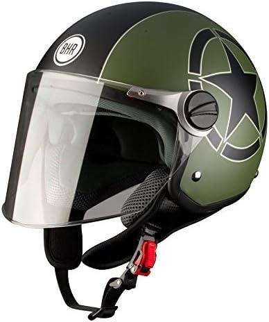 Cascos de motocicleta verde Custom | eBay