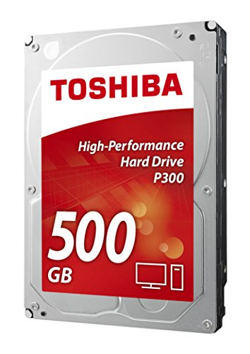 TOSHIBA 500GB Internal Sata Hard Disk Drive for Desktop PC - 3