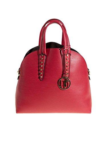 Trussardi Jeans Aspen Ecosaffiano Handtasche red_red x