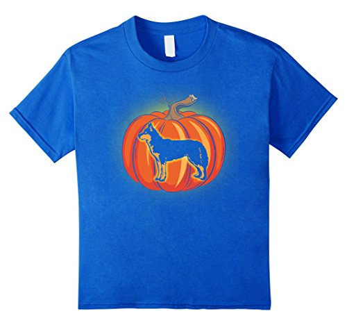 Siberian Husky Costume Ideas (Kids Happy Halloween Siberian Husky Halloween Gift Shirt 12 Royal Blue)