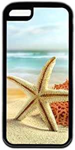 Beach Starfish Theme Iphone 5C Case