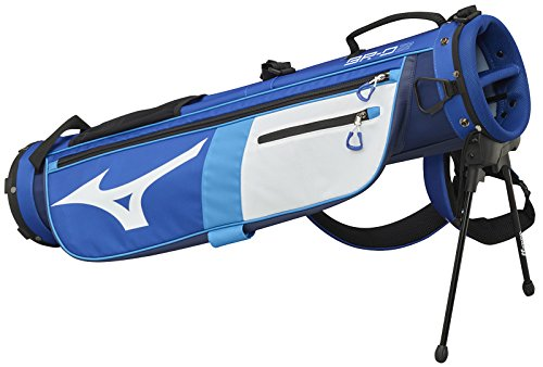 Mizuno 2018 BR-D2 Carry Golf Bag, Staff Blue