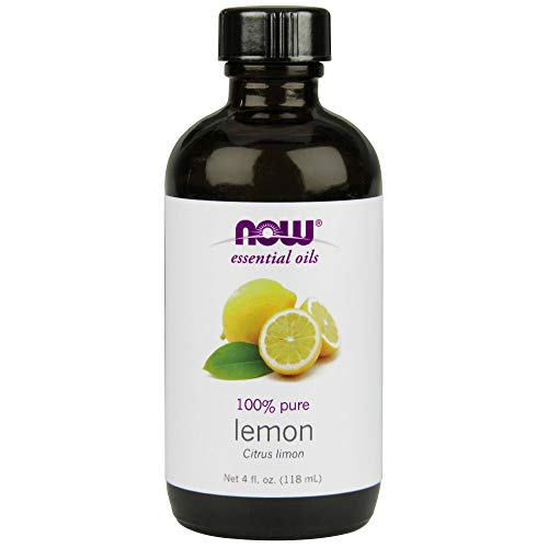 lemon essential oil 4 oz - 4